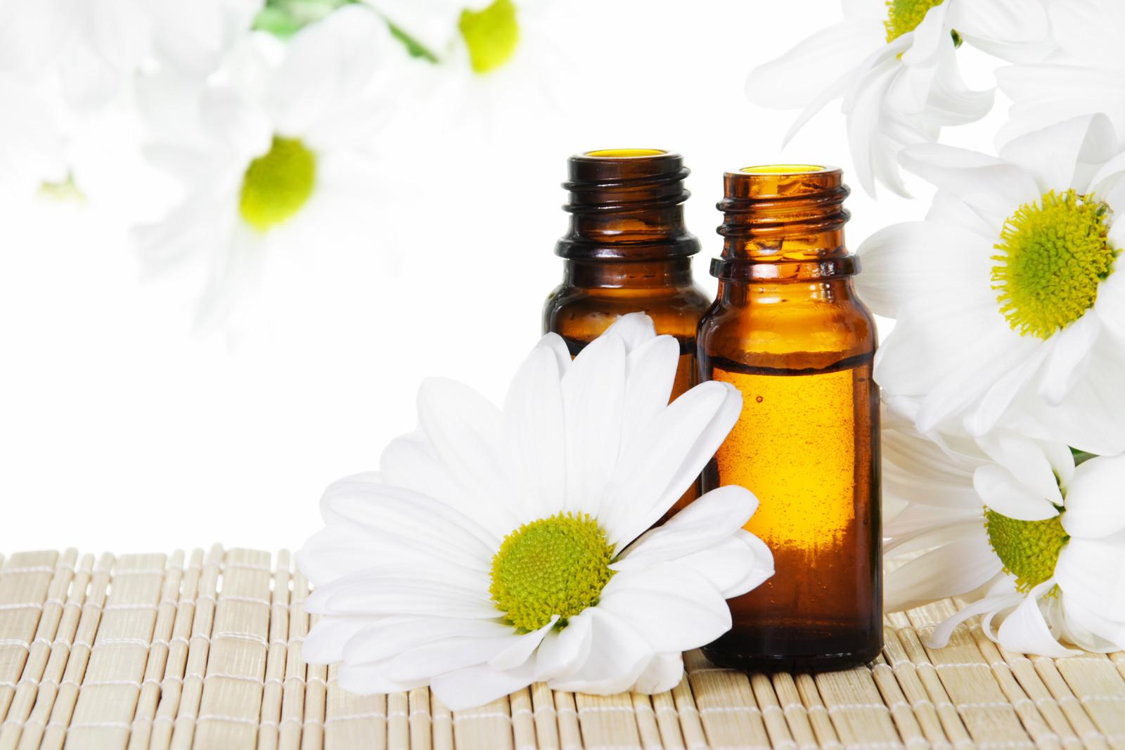 Propiedades de algunos aceites esenciales